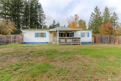Port Orchard Single Family Home For Sale: 3990 Sunnyslope Rd SW