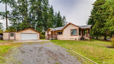 Spanaway Single Family Home For Sale: 6812 197th St SE