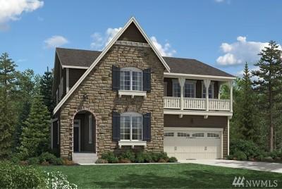 Bothell Single Family Home For Sale: 9303 NE 173rd (Homesite 03) St