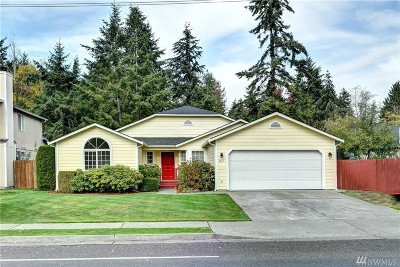 Lynnwood Single Family Home For Sale: 5415 204th St SW