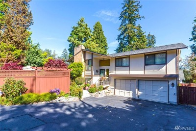 Edmonds Single Family Home For Sale: 8024 238th St SW