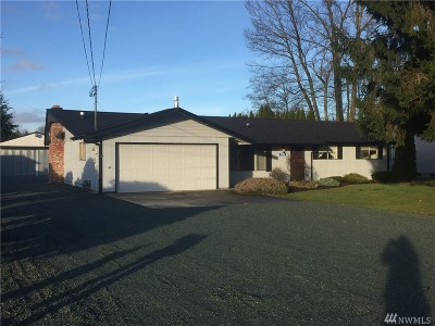 Sedro Woolley Single Family Home For Sale: 9390 Prospect St Dr