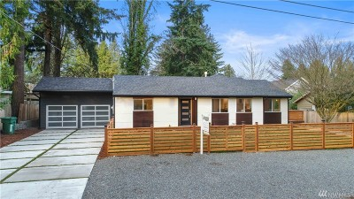 Seattle Single Family Home For Sale: 2014 NE 107th St