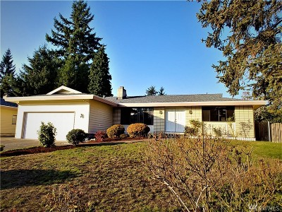 Bellevue Single Family Home For Sale: 12826 SE 67th St