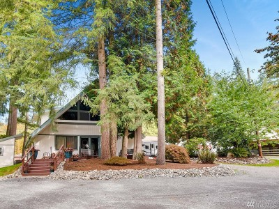 Snohomish Single Family Home For Sale: 7205 210th St SE