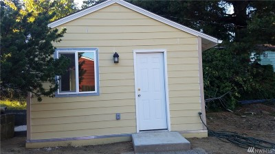 Shoreline Single Family Home For Sale: 1612 NE 186th St