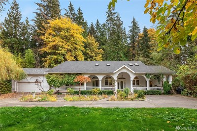 Woodinville Single Family Home For Sale: 24111 85th Ave SE