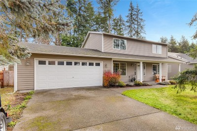 Bonney Lake Single Family Home For Sale: 12805 228th Ave E