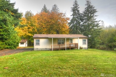 Olympia Single Family Home For Sale: 2730 36th Ave NE