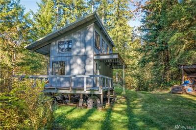 Whatcom County Single Family Home Pending: 2556 Mosquito Lake Rd