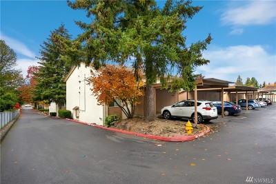 Bellevue Condo/Townhouse For Sale: 12834 SE 41st Lane #E207