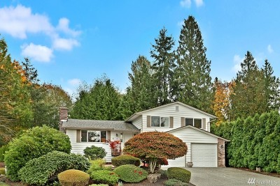 Bothell Single Family Home For Sale: 20214 103rd Place NE