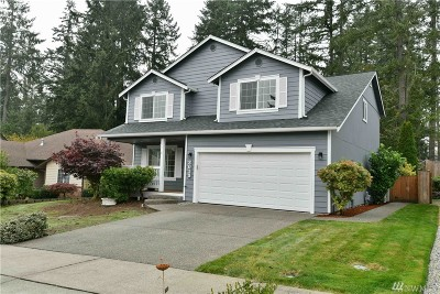 Lacey Single Family Home For Sale: 3013 Hanna Ct NE
