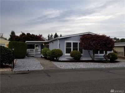 Auburn Mobile Home For Sale: 1402 22nd St NE #553