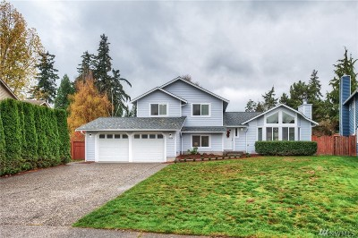 Bothell Single Family Home For Sale: 18228 25th Dr SE