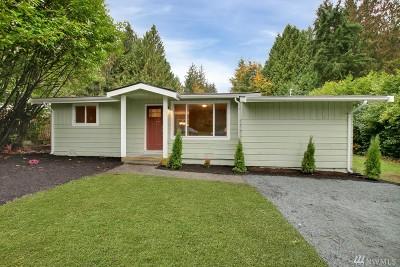 Renton Single Family Home For Sale: 19234 SE 164th St