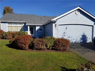 Orting Single Family Home For Sale: 604 Johnson Ct