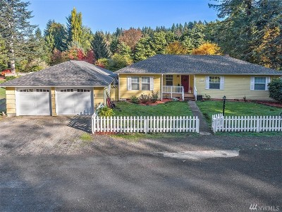 Issaquah Single Family Home For Sale: 32510 SE 108th St