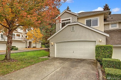 Renton Condo/Townhouse For Sale: 531 S 47th St