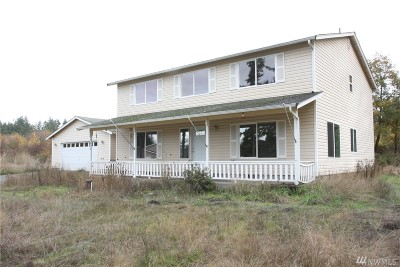 Roy Single Family Home For Sale: 33805 State Route 507 S