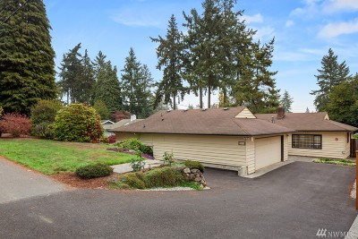 Single Family Home For Sale: 3018 108th Ave SE