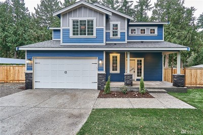 Lake Tapps Single Family Home Contingent: 18111 64th St E
