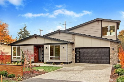 Shoreline Single Family Home For Sale: 7718 238th Place SW