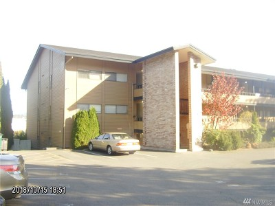 Seattle Condo/Townhouse For Sale: 11600 Rainier Ave S #305