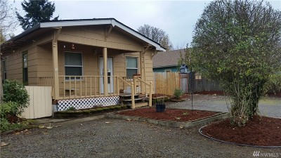 Olympia Single Family Home For Sale: 1912 7th Ave SE