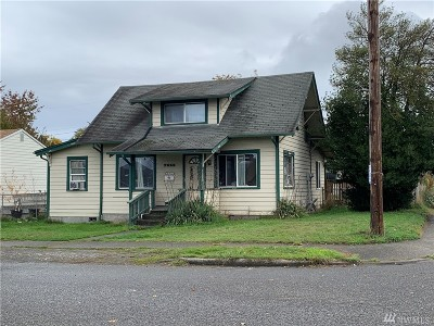 Single Family Home For Sale: 7055 Tacoma Ave S