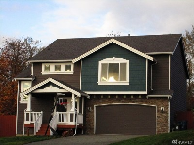 Marysville Single Family Home For Sale: 6411 77th Dr NE