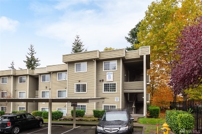 Federal Way Condo/Townhouse For Sale: 28307 18th Ave S #B305