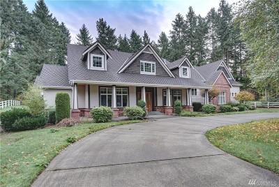 University Place Single Family Home For Sale: 5355 Bridgeport Wy W