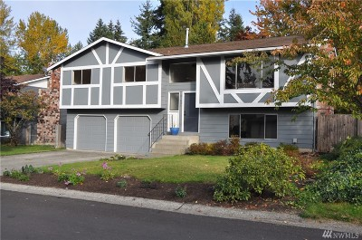 Bothell Single Family Home For Sale: 21621 9th Ave W
