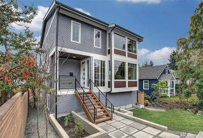 Seattle Single Family Home For Sale: 7030 34th Ave NE