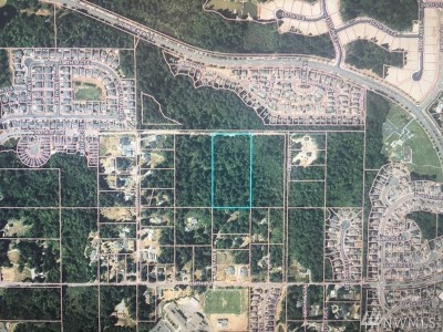 Puyallup Residential Lots & Land For Sale: 160th St E