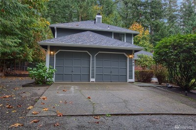 Single Family Home For Sale: 33240 205th Ave SE