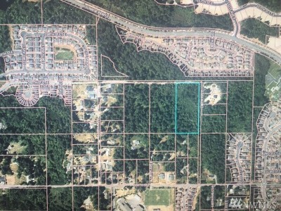Puyallup Residential Lots & Land For Sale: 130th Ave E