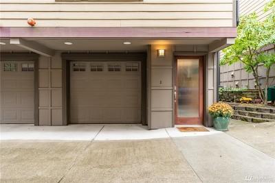 Condo/Townhouse For Sale: 5940 California Ave SW #B