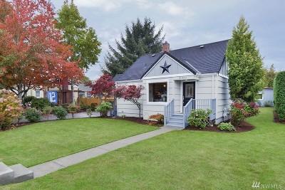 Sumner Single Family Home For Sale: 15320 Meade McCumber Rd E