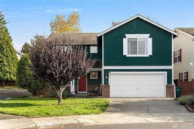 Renton Single Family Home For Sale: 250 Blaine Ct SE