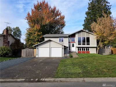 Auburn Single Family Home For Sale: 11236 SE 321st Place