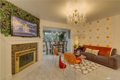 Bellevue Condo/Townhouse For Sale: 12543 NE 23rd Place #D 3