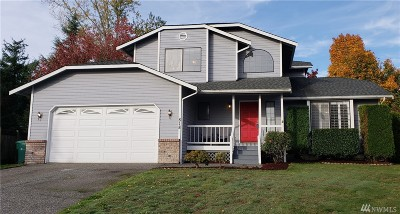 Lynnwood Single Family Home For Sale: 818 150th St SW