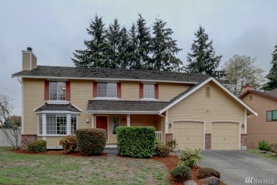 Auburn Single Family Home For Sale: 5102 S 289th Place