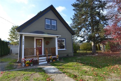 Tenino Single Family Home For Sale: 189 Keithahn St N