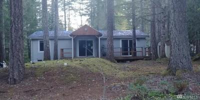Mason County Single Family Home Pending: 30 N Carp Place N