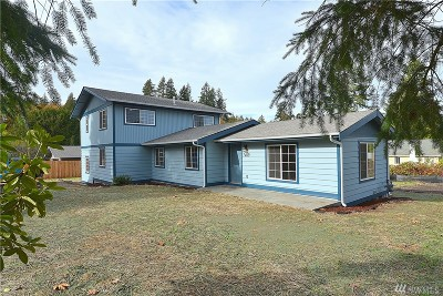 Port Orchard Single Family Home For Sale: 7469 E Wyoming St