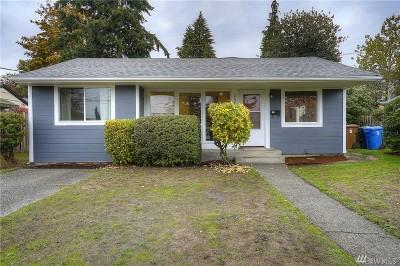 Single Family Home For Sale: 2620 N Bennett St