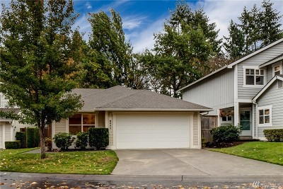 Olympia Single Family Home For Sale: 6000 Regents Lane SE